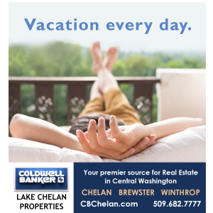Coldwell Banker:Lake Chelan Properties Ad